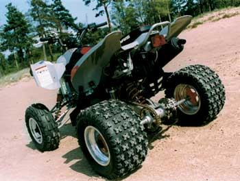 Polaris Predator 500 / 2