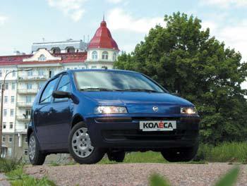 Fiat Punto II ELX Speedgear / 1