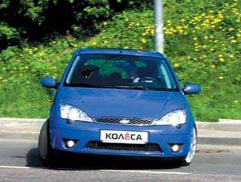 Ford Focus ST170 / 1