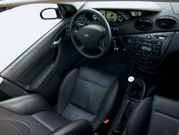 Ford Focus ST170 / 7