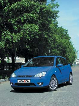 Ford Focus ST170 / 10