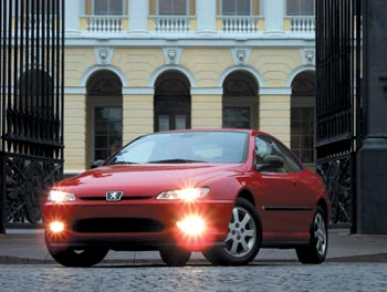 Peugeot 406 Coupe 2.9 ST Pack / 1