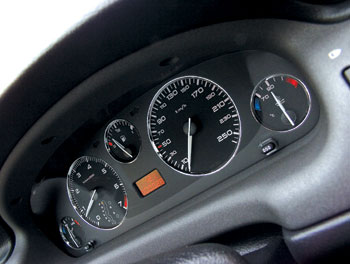 Peugeot 406 Coupe 2.9 ST Pack / 7