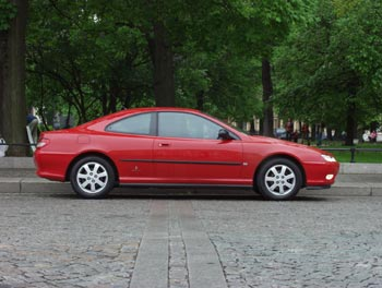 Peugeot 406 Coupe 2.9 ST Pack / 10