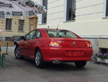 Peugeot 406 Coupe 2.9 ST Pack / 11