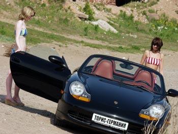 Porsche Boxter / 1