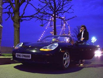 Porsche Boxter / 8