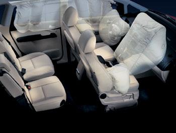 Большое количество подушек безопасности не мода, а насущная необходимость – нормы NCAP не дают производителям автомобилей спокойно спать.