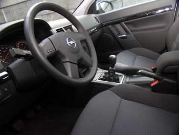 Салон Opel Signum 2.2 Direct Elegance