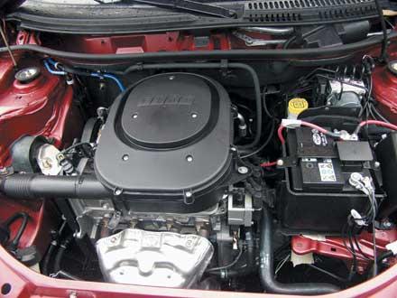 Fiat Punto 8V