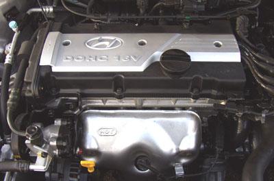 Hyundai Elantra 1.6 GL