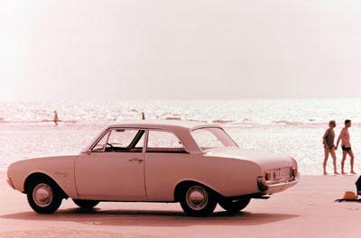 1960 год. Ford Taunus 17M P3