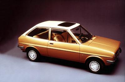 1976 год. Ford Fiesta