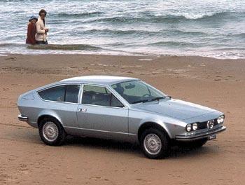 Alfetta GT (1974 г.)
