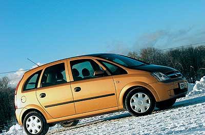Opel Meriva 1