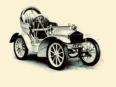 Rolls-Royce 10HP 1904 г.