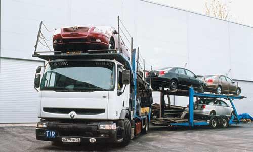 Новая прописка Renault Trucks