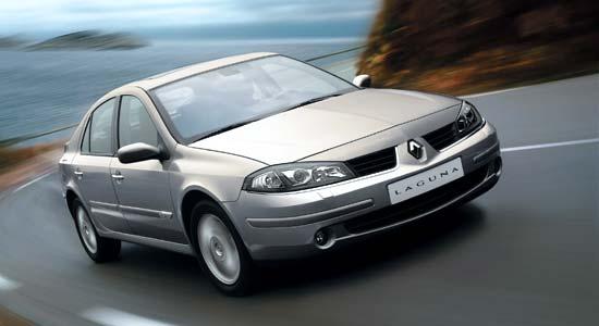 Renault Laguna II: Дожить до премьеры