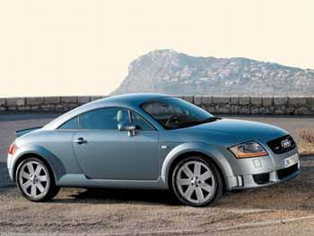 Audi TT 3.2 quattro 1