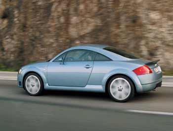 Audi TT 3.2 quattro 2
