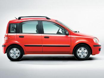 Женева 2003 // Fiat Gingo