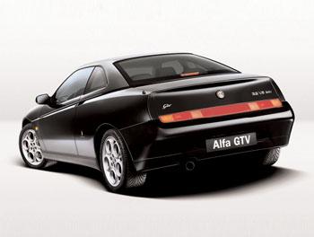Женева 2003 // Alfa Romeo GTV