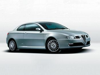 Женева 2003 // Alfa Romeo GT