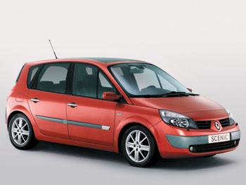 Женева 2003 // Renault Scenic II