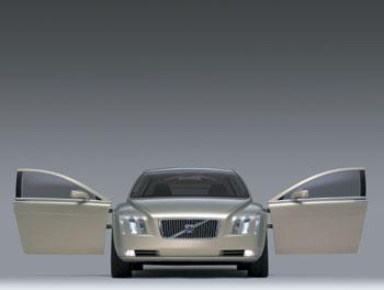 Женева 2003 // Volvo VCC