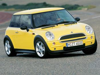 Женева 2003 // Mini Diesel