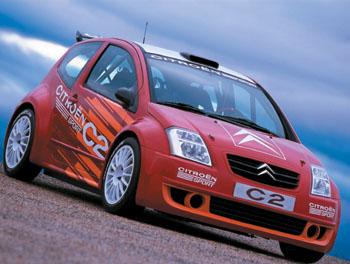Женева 2003 // C2 Citroen Sport