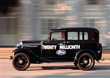 двадцатимиллионный Ford