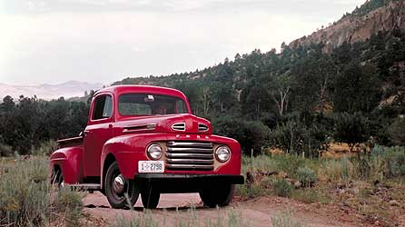 Ford F1 Pickup
