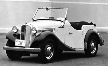 Datsun Sports, 1952 г.
