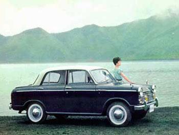 Datsun Bluebird 1200 deluxe