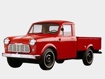 Datsun 1200 Pickup, 1960 г.