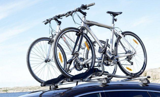 Крепления для велосипеда на крышу
