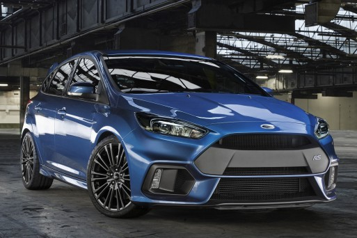 Ford Focus RS cтал мощнее