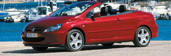 Peugeot 307СС