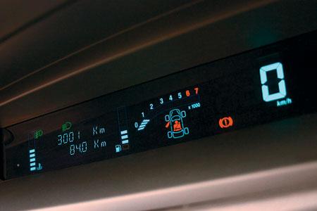 Цифровые приборные панели, появивишиеся в середине восьмидесятых, вновь входят в моду
