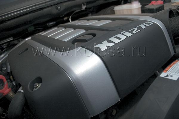 Лицензионный дизель Mercedes-Benz последнего поколения – отличный мотор