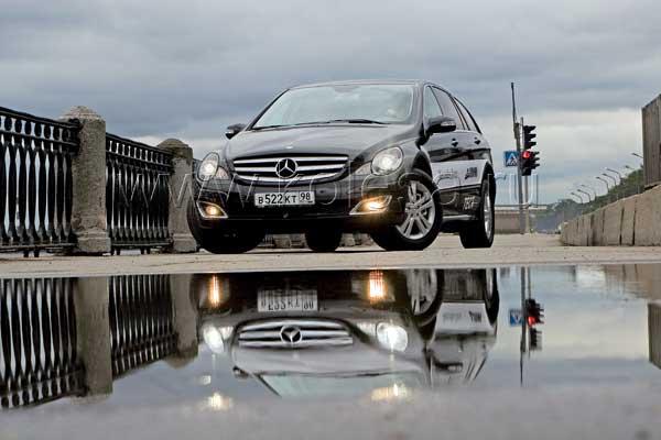 Mercedes R-класс