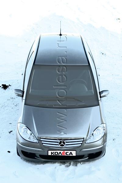 Современный А-класс – простой и приятный в обращении автомобиль