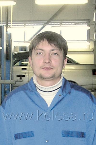 Максим Карпичев