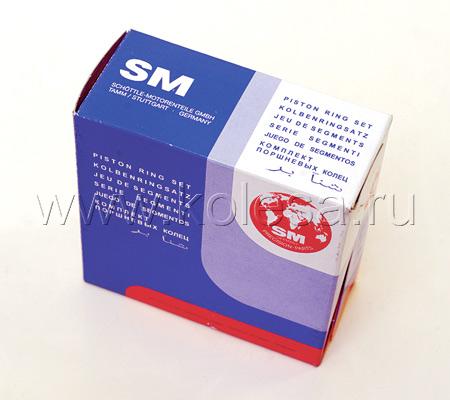 SM предлагает поршневые кольца и  клапаны
