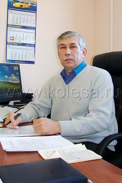 Владимир Коковин, руководитель отдела продаж ТД «Авто-Компонент»