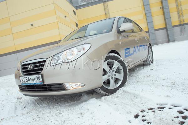 Hyundai Elantra <strong>2007</strong>