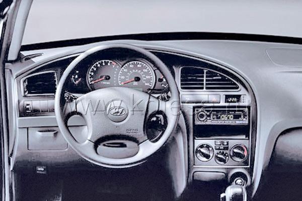Hyundai Elantra <strong>2001</strong>