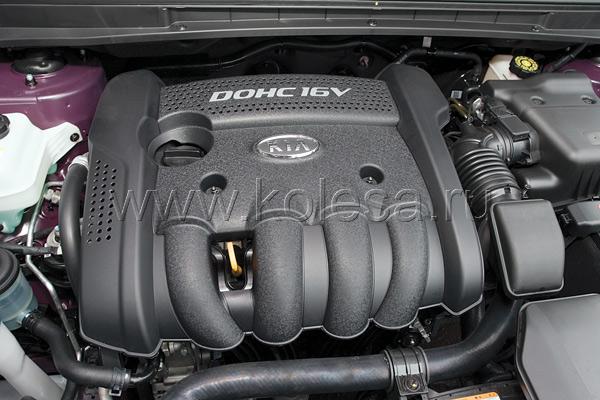А двигатель неплох! 2.0-литровый  145-сильный агрегат отлично тянет