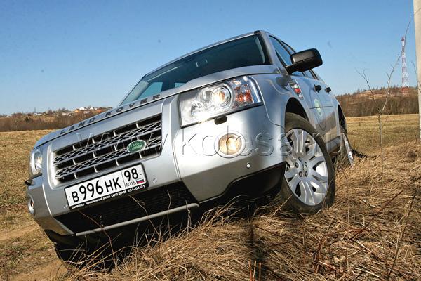 Land Rover не нужно заманивать  клиентов глянцевым блеском в салоне.  Функциональность важнее гламура!